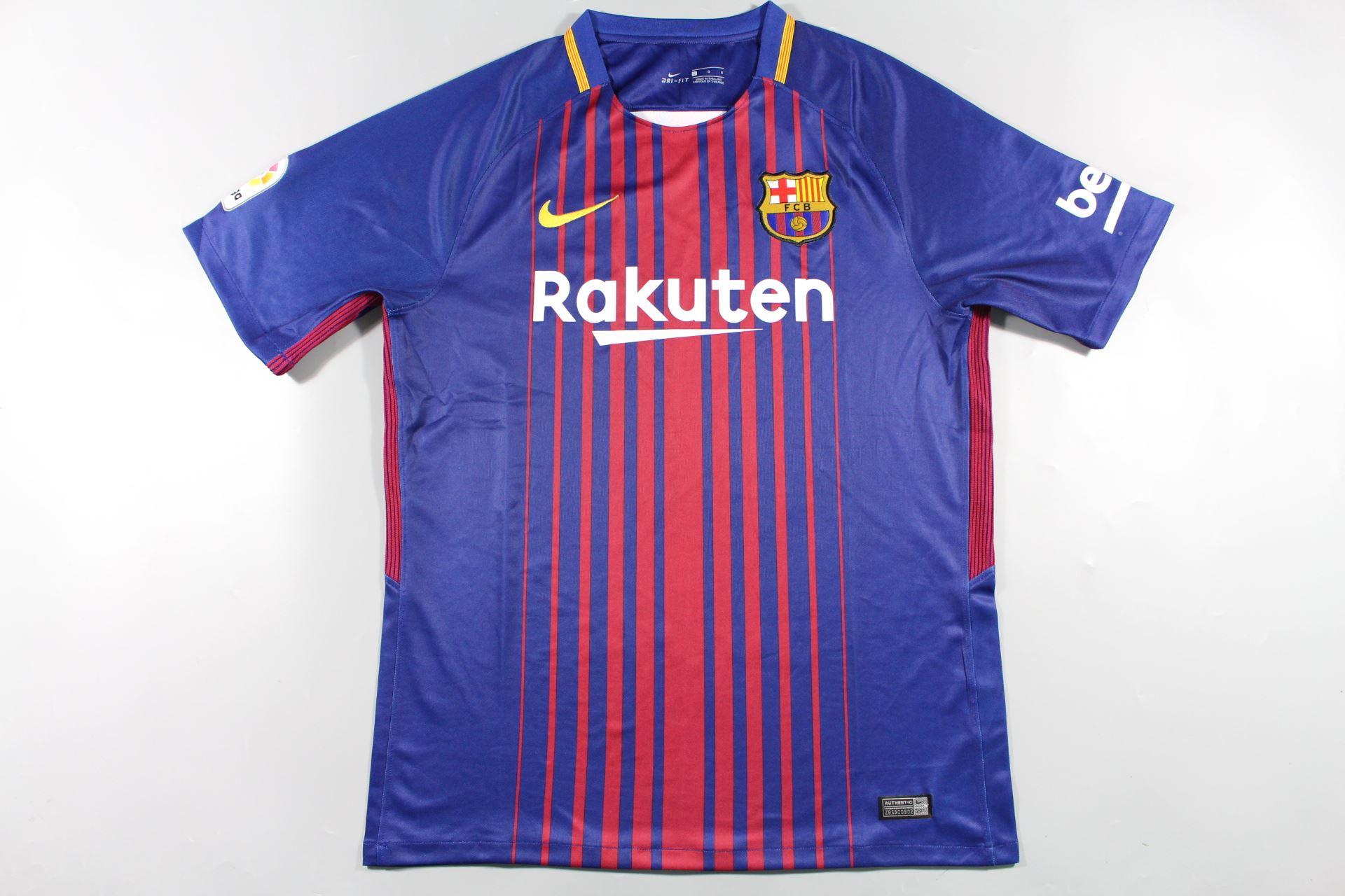 Nike уже представила форму сезона 17\18 для «Барселоны»